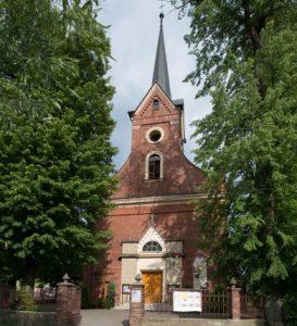 Kościół w Krzywaczce
