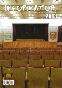 okładka informator 2013